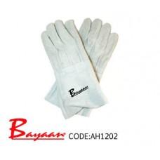 Premium Quality Chrome Leather Wrist Reinforced Palm & Thumb Glove
