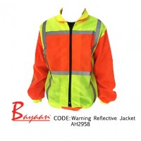 Bayaan - Warning Reflective Jacket