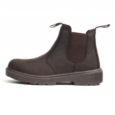 DOT - CHELSEA Boot black/brown