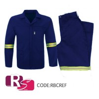 KoKo - Royal Blue Conti Suit P/C with Reflective Tape