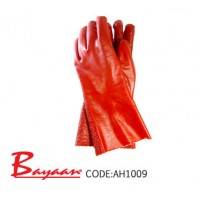 Pvc Elbow Terry Palm Extra Heavy Duty Glove