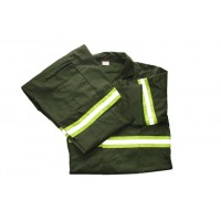 Conti Suit Polycotton Acid Resistant with reflective