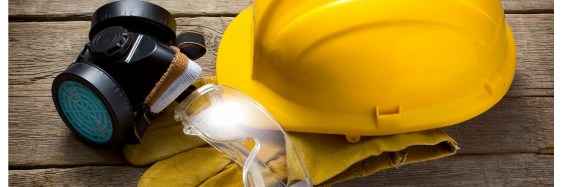 All the Personal Protective Equipment ( PPE ) you need.